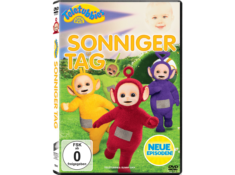 Teletubbies: Sonniger Tag [DVD]