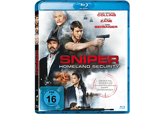 Sniper: Homeland Security - (Blu-ray)