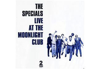 The Specials - Live At The Moonlight Club - (CD)