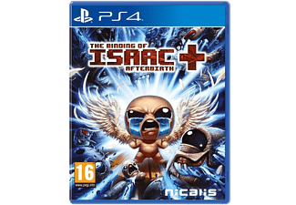 Binding of Isaac Afterbirth+ PlayStation 4