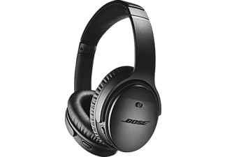 BOSE Bluetooth Kopfhörer QuietComfort® 35II wireless mit Acoustic Noise Cancelling®, schwarz