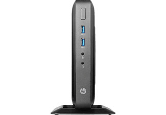 HP t520 Flexible Thin Client Desktop PC, Schwarz