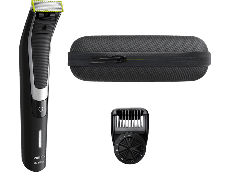 PHILIPS QP 6510/64 Oneblade Pro & Pouch Rasierer