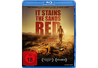 It Stains the Sands Red - (Blu-ray)