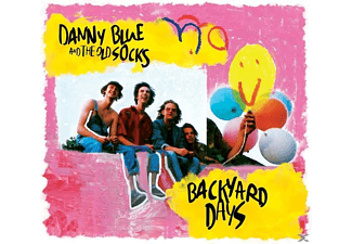 Danny Blue And The Old Socks - Backyard Days - (CD)