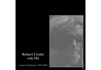 Loren & Robert Crotty Connors - Robert Crotty With Me: Loren's Collection - (LP + Bonus-CD)