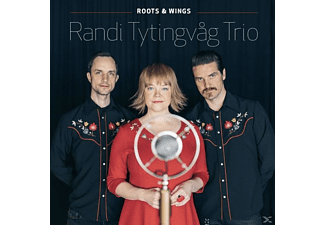 Randi Trio Tytingvag - Roots & Wings - (CD)