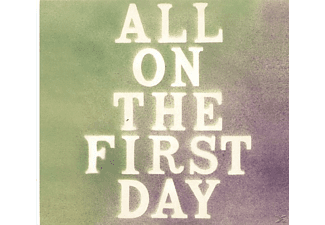 Tony Caro+john - All On The First Day - (LP + Bonus-CD)