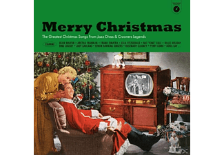 VARIOUS - Merry Christmas - (Vinyl)