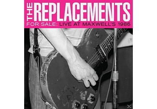 The Replacements - For Sale: Live At Maxwell's 1986 - (CD)