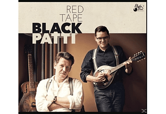 Black Patti - Red Tape - (CD)