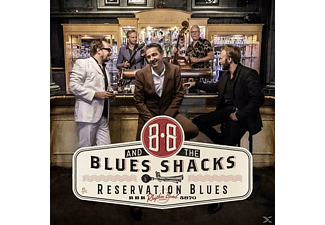 B.B.+BLUES SHACKS - Reservation Blues - (Vinyl)