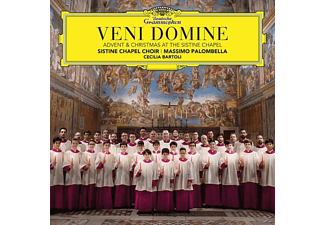 Cecilia Bartoli, The Sistine Chapel Choir - Veni Domine: Christmas At The Sistine Chapel - (CD)
