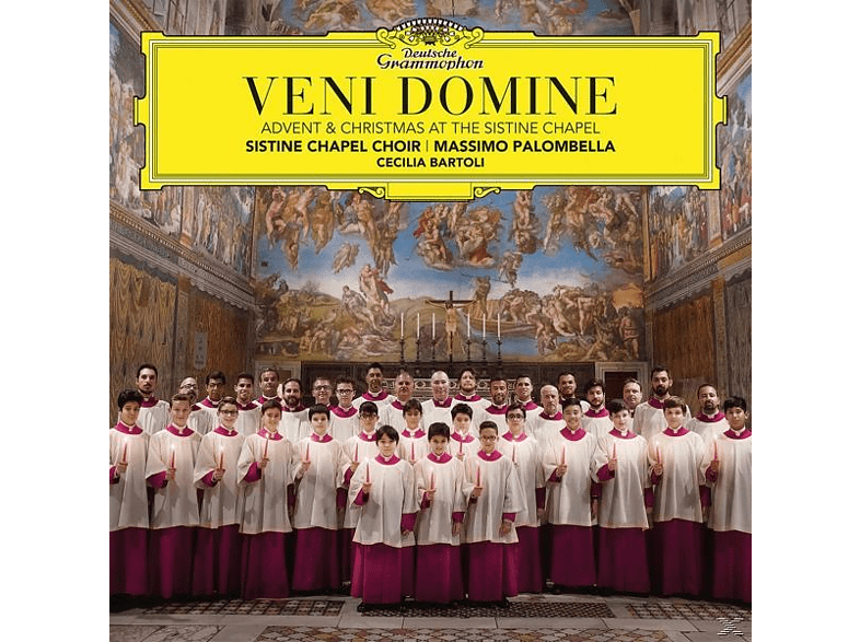 Cecilia Bartoli, The Sistine Chapel Choir - Veni Domine: Christmas At The Sistine Chapel [CD]