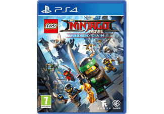 LEGO Ninjago The Movie PlayStation 4