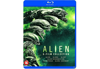Alien 1 - 6: Collection 6 films Blu-ray