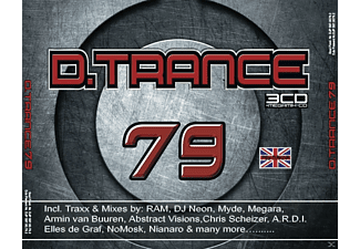 VARIOUS - D.Trance 79-Tribute To Gary D. - (CD)