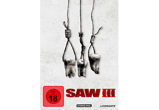 SAW III / White Edition - (DVD)