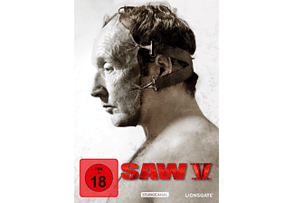 SAW V / White Edition - (DVD)