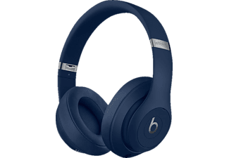 BEATS Studio3 Wireless - Bluetooth Kopfhörer (Over-ear, Blau)