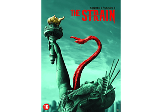 The Strain Saison 3 DVD