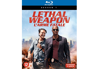 Lethal Weapon - Seizoen 1 - Blu-ray