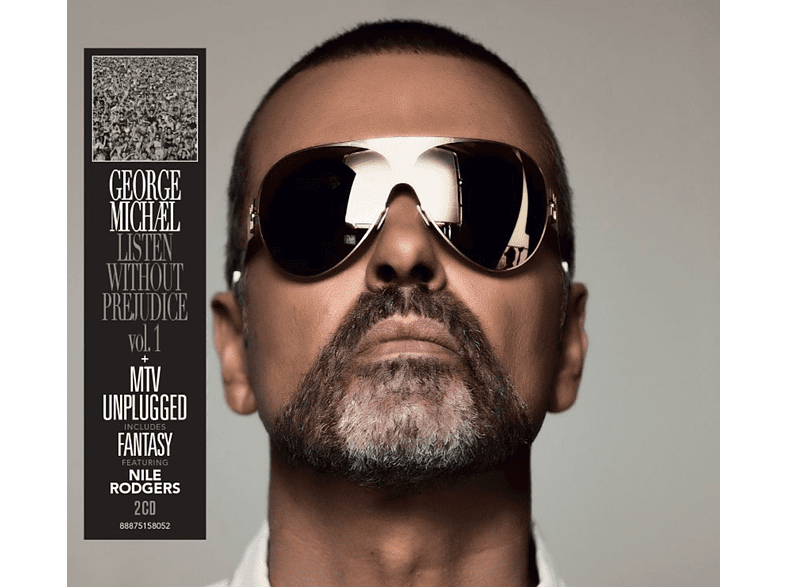 George Michael - Listen Without Prejudice 25 [CD]