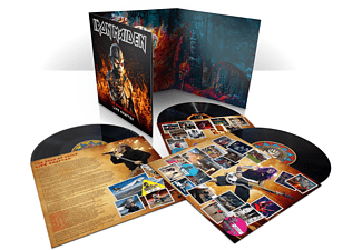 Iron Maiden - The Book Of Souls: Live Chapter - (Vinyl)