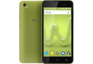 WIKO Sunny 2 Plus, Smartphone, 8 GB, 5 Zoll, Lime, Dual SIM