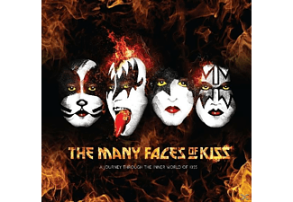 VARIOUS - Many Faces Of Kiss - (CD)