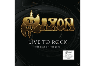 Saxon - Live To Rock - (Vinyl)