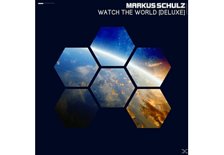 Markus Schulz - Watch The World (Deluxe) - (CD)