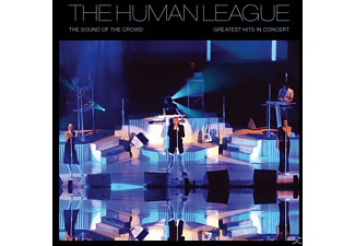 The Human League - The Sound Of The Crowd-Greatest Hits Live - (LP + DVD Video)