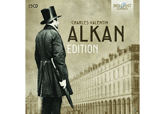 VARIOUS - Alkan-Edition - (CD)