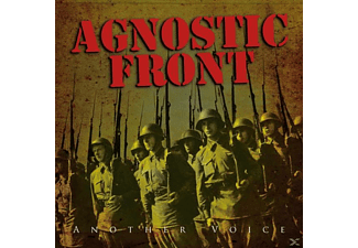 Agnostic Front - Another Voice (White Vinyl) - (Vinyl)