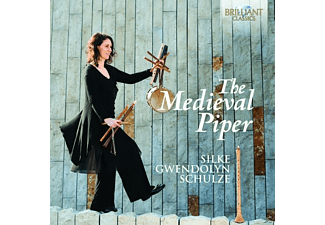 Silke Gwendolyn Schulze - The Medieval Piper - (CD)
