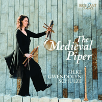 Silke Gwendolyn Schulze - The Medieval Piper [CD]