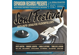 Various - Soul Festival/1971-1979 Soulful Floorfillers - (CD)