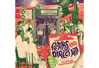 Direct Hit!, Pears - Human Movement (Split) - (Vinyl)