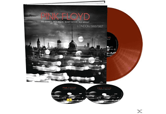 Pink Floyd - London 1966/1967 (Lim.Boxset) - (LP + DVD + CD)