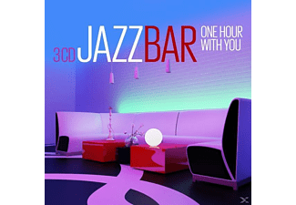 VARIOUS - Jazz Bar-One Hour With You - (CD)