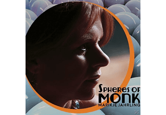 Marijke Jährling - Spheres Of Monk - (CD)