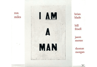 Ron Miles - I Am A Man (Feat. Bill Frisell & Brian Blade) - (CD)