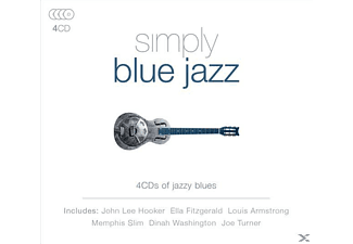 VARIOUS - Simply Blue Jazz - (CD)