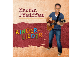 Martin Pfeiffer - Kinder-Lieder - (CD)