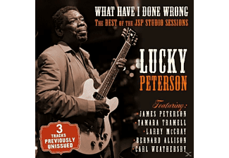 Lucky Peterson - What Have I Done Wrong - (CD)