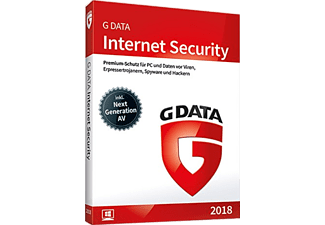G Data Internet Security 2018 3 User