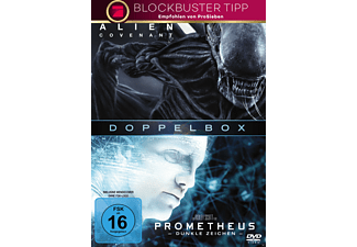 Alien: Prometheus & Covenant - (DVD)