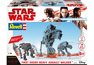 "REVELL Build & Play ""First Order Heavy Assault Walker"""