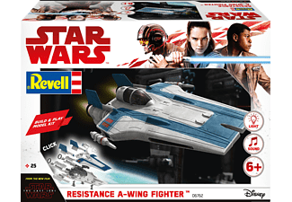 REVELL Star Wars Build & Play Item D Bausatz, Mehrfarbig